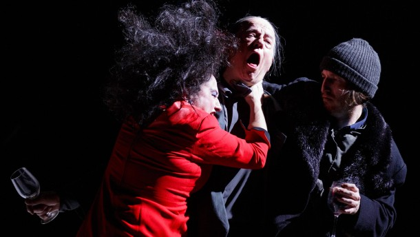 Peter Handke theatrical play premieres in Vienna