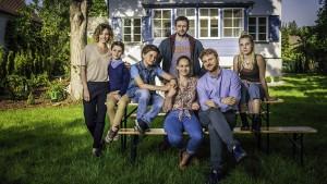 Vier Eltern, acht Großeltern – das passt!