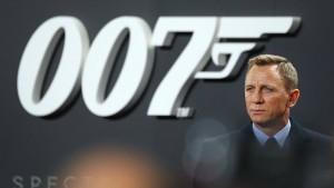 Sie wollen keine James Bonds mehr