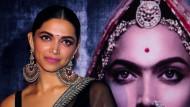 """Sie spielt in dem Film """"Padmavati"""", den radikale Hindus bekämpfen die Hauptrolle: die Schauspielerin Deepika Padukone."""