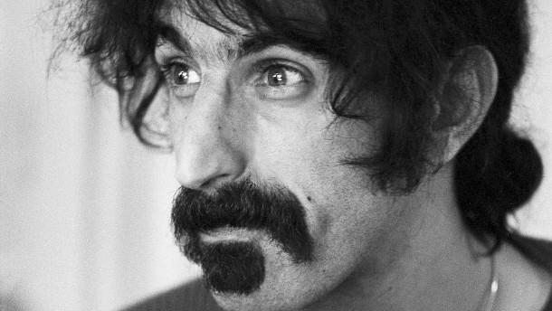 TV-Doku über Frank Zappa: Sehe ich aus, als gehörte ich zum Establishment?