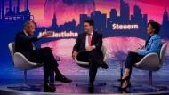 TV-Kritik Maischberger: Merz argumentiert sich zur Sozialpolitik ins Abseits