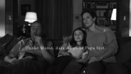 Da sehen die Väter nicht gut aus: Der Muttertags-Werbeclip von Edeka.