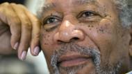 Vom Nutzen eines begriffenen Lebens: Morgan Freeman wird heute achtzig.