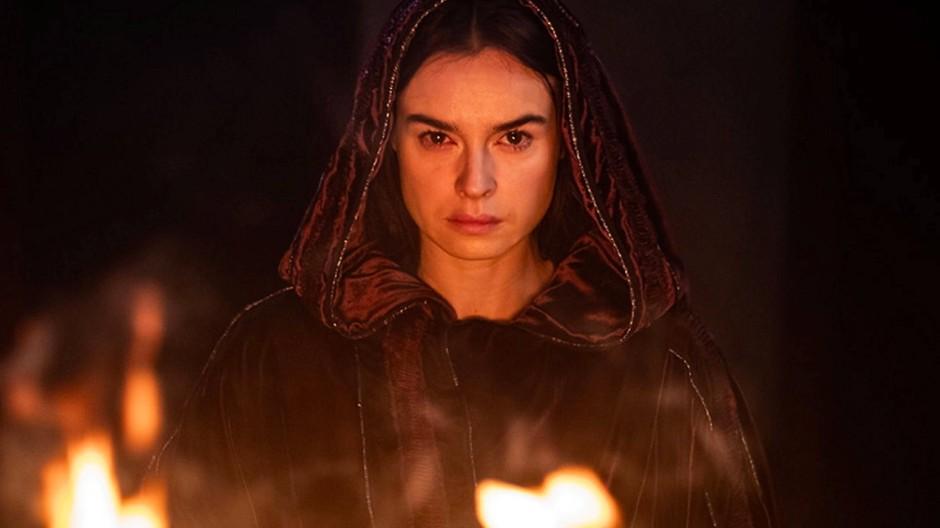Auch ohne Dolch im Gewande eine tödliche Gefahr für ihre Feinde: Livia Drusilla (Kasia Smutniak).