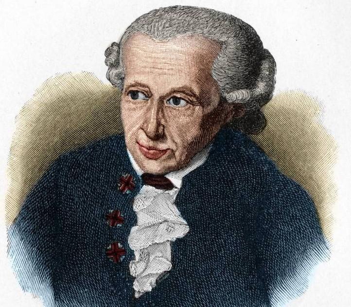 Für seinen Diener Lampe konnten die Anweisungen von Immanuel Kant nicht genau genug sein.