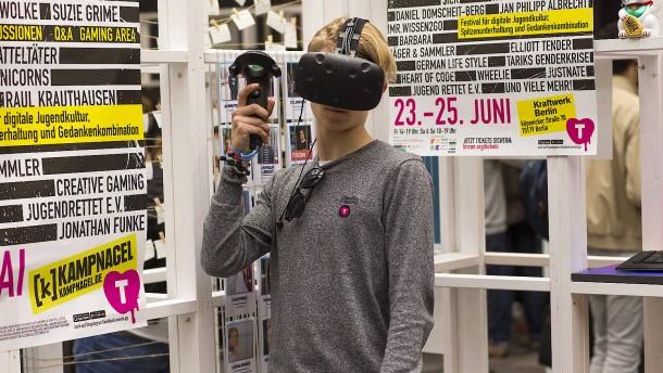 Wird die digitale Öffentlichkeit gelöscht?