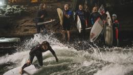 Surfe nicht dein Leben
