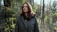 Am Tatort: Natalia Wörner als Kommissarin Jana Winter.