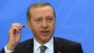 Telefonmitschnitte belasten Erdogan