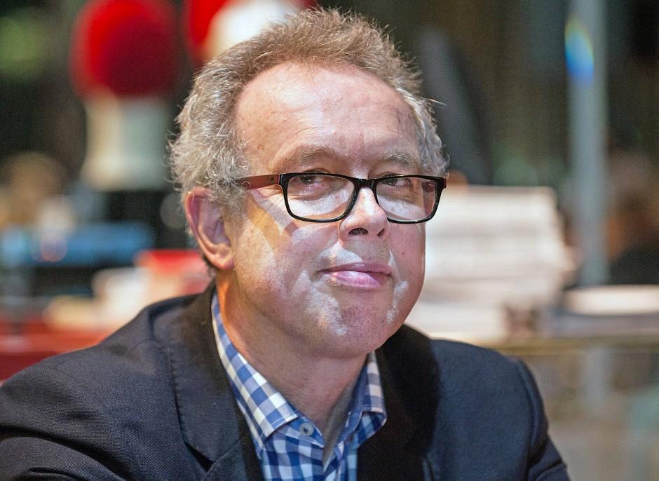 """""""Das Thema hat sich doch als deutlich komplexer erwiesen als erwartet"""": Presserats-Geschäftsführer Lutz Tillmanns."""