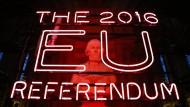 Die Europäische Union endet hier: In Manchester Town Hall wurde das Endergebnis des Referendums verkündet.