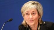 """""""Vielen Dank, dass sie uns so intensiv begleitet haben"""": Karola Wille gibt den Vorsitz der ARD nach zwei Jahren turnusgemäß ab."""