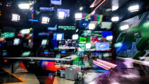 Propagandasender klopfen an