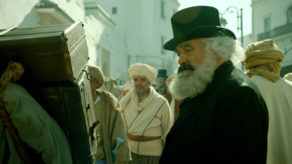 Das Zdf Zeigt Karl Marx Der Deutsche Prophet Mit Mario Adorf