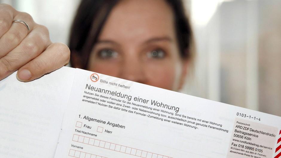 """""""Schon GEZahlt?"""" So lautete früher der Slogan des jetzt so genannten """"Beitragsservice"""" von ARD und ZDF. Witzig ist das nicht gemeint. Wer nicht zahlt, dem drohen Sanktionen."""