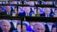 Russisches Staatsmedium RT: Bekommt der Kreml bald einen deutschen TV-Sender?