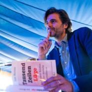 """Juan Moreno, hier bei der Vorstellung seines Buchs """"Tausend Zeilen Lüge"""" Ende September in Berlin."""