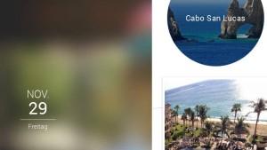 Google will uns erzählen, wie unser Urlaub war