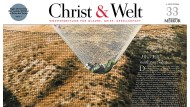 """Heißbegehrte Beilage: Um """"Christ & Welt"""" kümmert sich die """"Zeit"""" künftig in eigener Regie."""