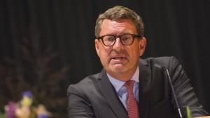 """Ermittlungsverfahren gegen früheren """"Bild""""-Chef eingestellt"""