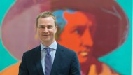 Goethe lässt grüßen: Philipp Demandt  ist Direktor des Städel Museums, der Liebieghaus Skulpturensammlung und der Kunsthalle Schirn in Frankfurt.