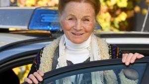 Sie war die erste westdeutsche Fernseh-Kommissarin