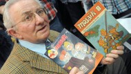 Comicautor Lothar Dräger gestorben