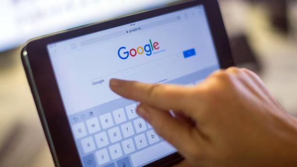 Google will Spahns Corona-Box behalten