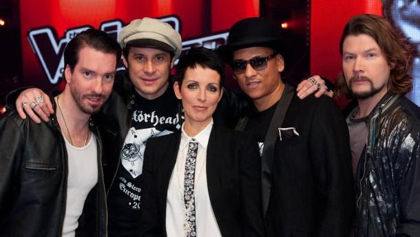 Auch Nena verlässt die Voice of Germany-Jury