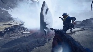 Die Jagd nach dem Oster-Hai