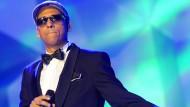 Xavier Naidoo singt für Deutschland