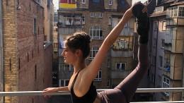 Der unsichtbare Tänzer