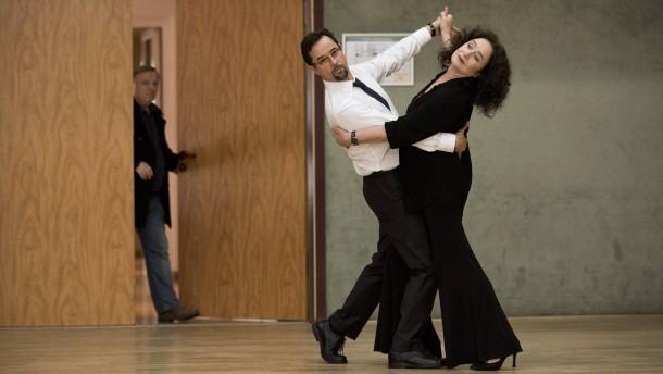 Hier gibt es Tango, bis die Polizei kommt