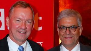 ARD und ZDF tun so, als regnete es gar kein Geld