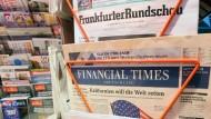Die Zeitungskrise forderte bereits einige Opfer