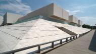 Quadratisch, praktisch, aber auch gut? Die juristische Fakultät von Girona in Katalonien, gebaut von RCR.