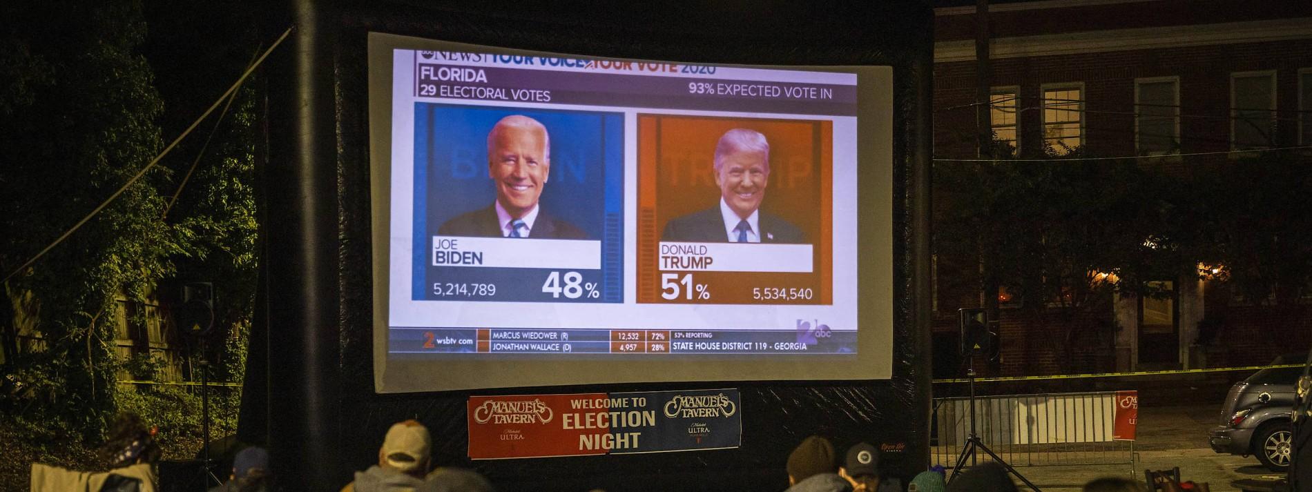 Schon seltsam, diese Wähler