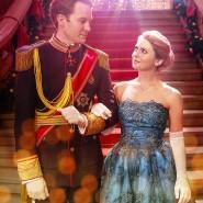 "Gegenstand des Spotts: Der Netflix-Film ""A Christmas Prince"" mit Rose McIver (rechts) als Amber Moore und Ben Lamb als Prince Richard."