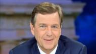 Verprellte mit seiner Anmoderation ostthüringische Kleingärtner: ZDF-Moderator Claus Kleber.