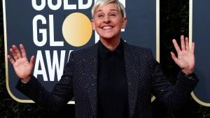 """Führende Mitarbeiter verlassen """"Ellen DeGeneres Show"""""""