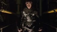 """Keine schöne Figur, keine schöne Geschichte: Joe Bernthal spielt den """"Punisher""""."""