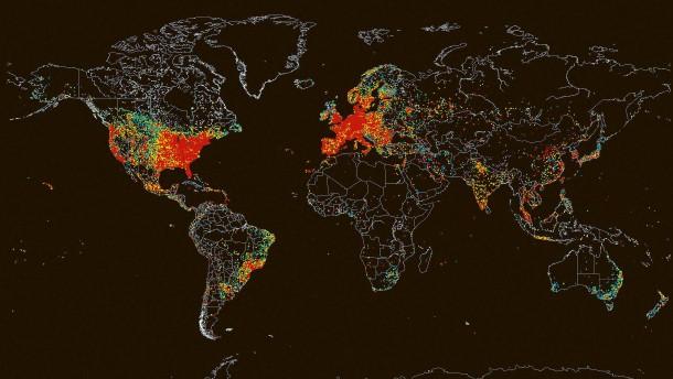 Wer regiert die virtuelle Welt?
