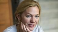 Die norwegische Schriftstellerin Maja Lunde.
