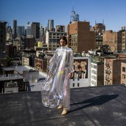 Dieses Kleid gibt es nur im virtuellen Raum: Die Künstlerin Johanna Jaskowska hat es geschaffen – und für 9500 Dollar verkauft.