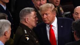 """Trump und der """"Reichstagsmoment"""""""