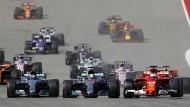 Ja, wo fahren sie denn? demnächst auf diesem Sender: RTL hat sich für weitere drei Jahre die Senderechte an der Formel 1 gesichert.