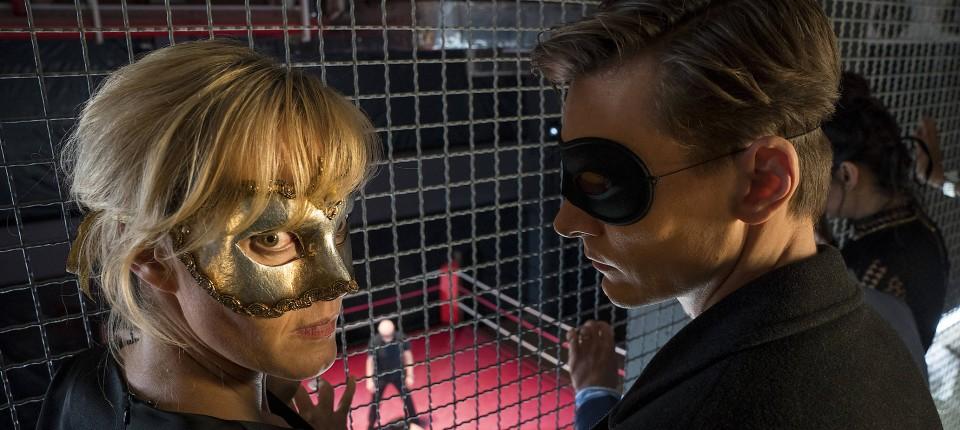 Der Tatort Aus Dortmund Angezählt Beim Maskenball