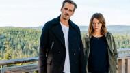Max von Thun und Jessica Schwarz spielen die Schwarzwald-Ermittler.