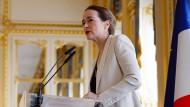 """Kämpft gegen die Übervölkerung durch alte, """"weiße Männer"""" in ihrer Redaktion: die Senderchefin von France Télévisons, Delphine Ernotte"""